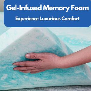 Amazon Live Influencer   Gel Memory Foam Mattress Topper Campaign