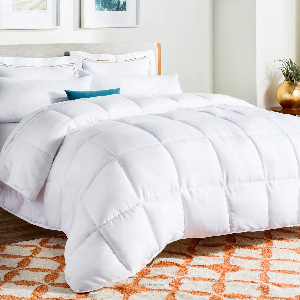 white king comforter Campaign