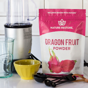 Dragon Fruit Powder (Pink Pitaya) Campaign