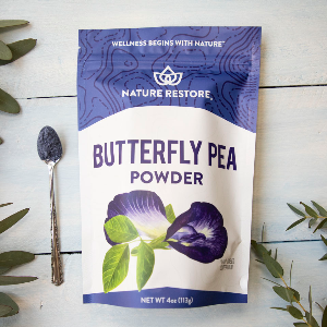 Butterfly Pea Powder Campaign