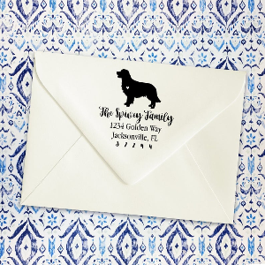 Dog Lover Bundle | Custom Breed Address Stamp, Tumbler and Vinyl Decal!  Campaign