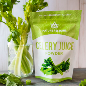 Celery Juice Powder Campaign