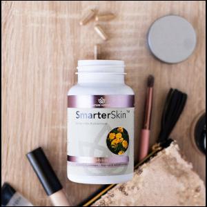 SmarterSkin™ Beauty Supplement Campaign