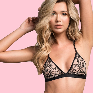 Styling lingerie for outside the bedroom Campaign