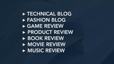I will help in providing detailed review on our blog website.