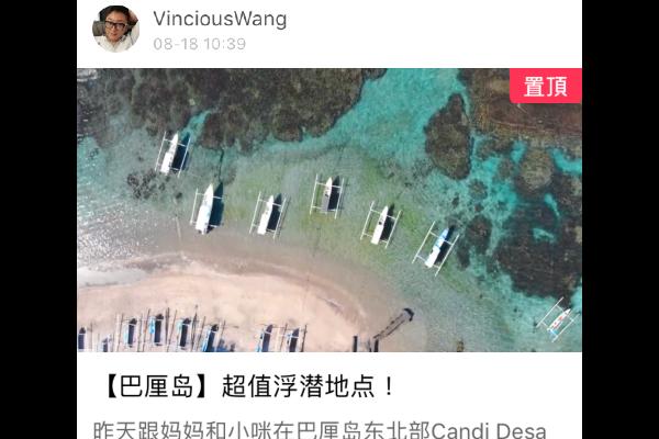 work with Vincious Wang
