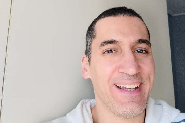 Stavros Georgiadis is an influencer