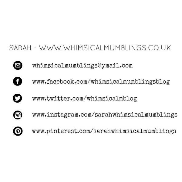 Sarah White is an influencer