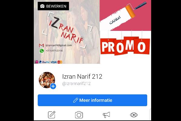 work with Izran Narif 212