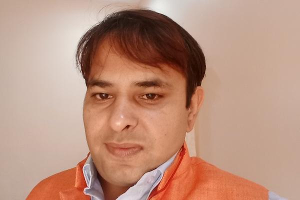Ameesh Sharma is an influencer